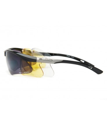 Okulary przeciwsłoneczne sportowe BLOC SHADOW / W301
