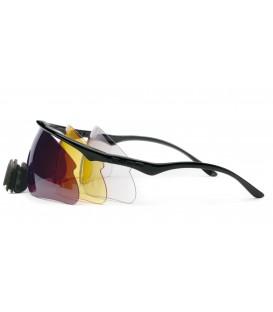 Okulary przeciwsłoneczne sportowe BLOC STEALTH W01