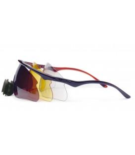 Okulary przeciwsłoneczne sportowe BLOC STEALTH WO92N