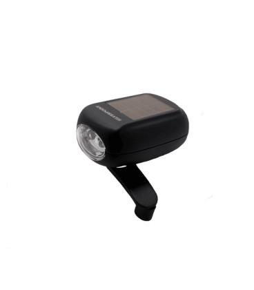 Mini latarka brelok Ozone Micro - solar/dynamo