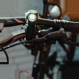 3w1 - latarka rowerowa